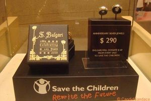 Blog 3 - Save the Children ring presentation