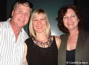 Blog 2 - Carrie Lannon with Melissa's mom & dad