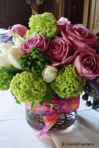 Gallery - Beautiful flowers by Jonathan Ryan of A Perfect Event