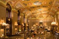 Blog 3 - Palmer House lobby