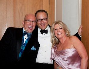 Blog 2 - Gala Co-Chairs Greg Hyder, Tom Hackett and Amy Wimer