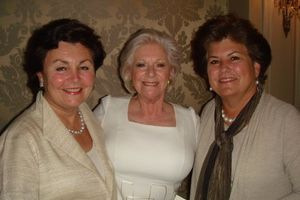 SC Philanthropic Co-Chairs Connie Saville, Lynda Silverman and Katherine Saville