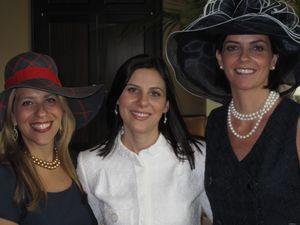 Blog 1 - Sharyl Mackey, Simona Groza and Cindy Burns