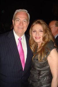 Blog 1 - Bill Kurtis and honoree Donna LaPietra