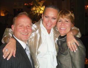 Blog 16 - Jim Smith, me and Susan Ellefson