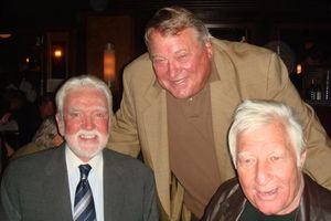 Blog 6 - Jim Riley, Mike Wilkie and Whitey Pearson