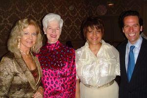 Blog 4 - Cookie Cohen, Liz Stiffel, Linda Johnson Rice and Neal Zucker