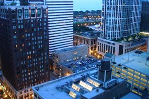 Blog 3 - View from Roof