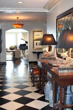 Blog 3 - Shauna's lovely foyer