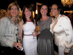Blog 3 - Bisazza segment-- Kerry Moriarty, Mary Kay Mudd, Dustin O'Regan and Marisa Bryce