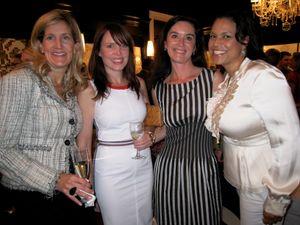 Blog 3 - Bisazza segment-- Kerry Moriarty, Mary Kay Mudd, Dustin O'Regan and Marisa Bryce