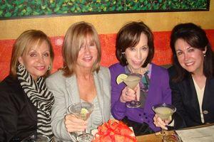 Blog - Amelia Silva, Margie Habermann, Helen Melchior and Ann Waters