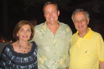 Blog 9 - Marina Tatar, Roger Deromedi and Ernie Tatar