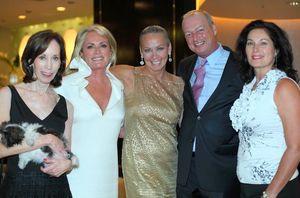Blog 1 - Co-founder Helen Melchior, Pamella DeVos, me, Kenneth Marks and Pamella's sister Sharyl