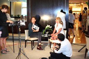 Blog 6 - Graham Kostic interviewing Pamella