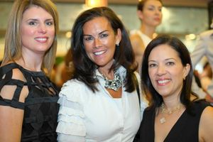 Blog 7 - WB President Christine Ott, Liz Ryan and Sophie Bross
