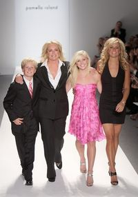 Blog 2 - Pamella DeVos and her beautiful family