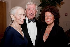 Blog 1 - 2008 Honoree and Chair Emeritus Beverly Blettner with 2009 Honorees Heinz Kern and Mary Ann Rose
