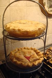 Blog 4 - homemade pies