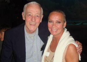 Blog 6 - John Mahoney and me