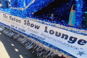 Blog 2 - baton show float