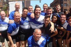 Blog 4 - Cheerleading Squad