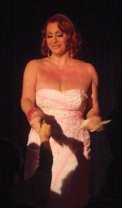 Blog - Monica's last performance