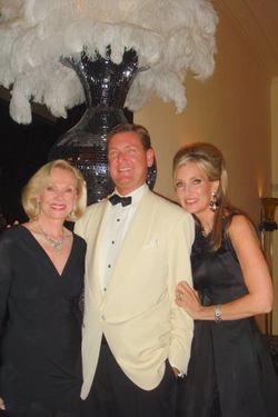 Blog 1 - Even co-chairs Mamie Walton, Brian White and Lynn McMahan