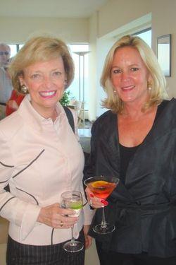 Blog 3 - Mary Lou Gorno and Leslie Hindman