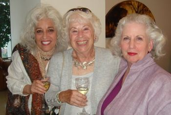 Blog 4 - Margo Rush, Millie Gunn and Barbara Kipper