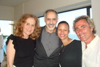 Blog 7 - Joan and Richard Kohn and Marisa and Dimitri Alexander