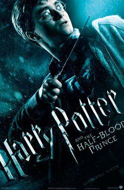 Half blood prince poster