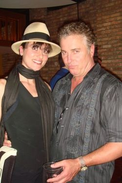 Blog 6 - Gina and William Petersen