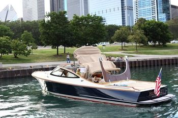 Blog 7 - a hinckley yacht