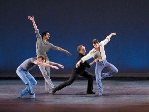 Blog 3 - Lar Lubovitch Dance Company
