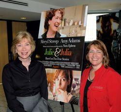 Blog 1 - Mary Beth Liccioni and Gale Gand