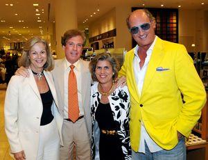 Blog 3 - Christie Hefner, Billy Marovitz, Joan Steele and Bruno Abate