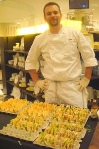 Blog 10 - Dan Tucker Sushi Samba chef