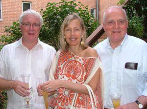 Blog 5 - Thomas Monahan, Lydia and Francois Alouf