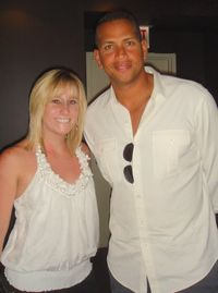 Blog 1 - Natalie Sager with A-Rod