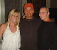Blog 3 - Reggie Jacksonwith Natalie Sager and me