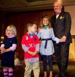 Blog 12 - Bunky Cushing with Ralph Lauren Kids