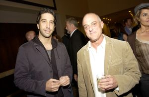 Blog 3 - David Schwimmer and Jeff Levine