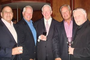 Blog 3 - Bob Golant, Chuck, Warren Barr, Elliot Pearlman and Ira Epstein