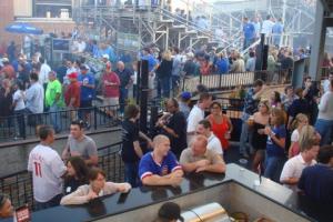 Blog 3 - Scenes from 3 rooftop parties
