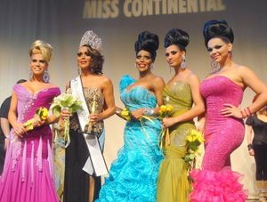 Blog 1 - Finalist Aurora Sexton, winner Armani, 1st runner-up, Mokha Montrese, 2nd runner up Naysha Lopez and Kim Moore
