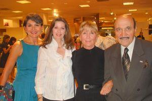 Blog 2 - Laura Barnett Sawchyn, Patti Kent, Susanna Johnson and Tony Rossi