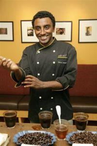 Blog 8 - Chef Marcus Samuelsson