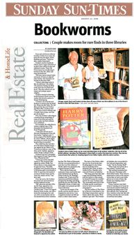 Sunday Sun-Times (August 23, 2009) Smaller