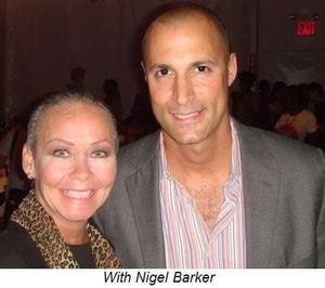 Blog 7 - With Nigel Barker
